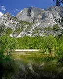 half dome from mirror lake 3