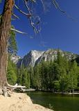 yosemite fall by the river 2