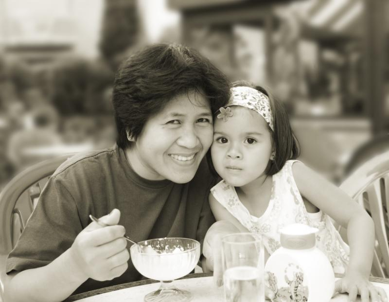 Mum & Kim