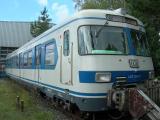 Ändvagn ET 420 002 Steinhausen