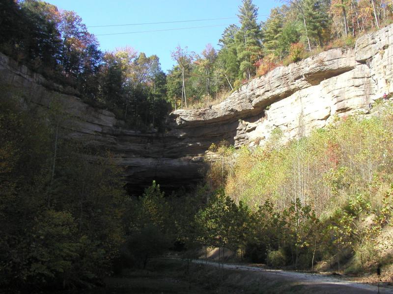 Torrent Falls Rock Climbing 2