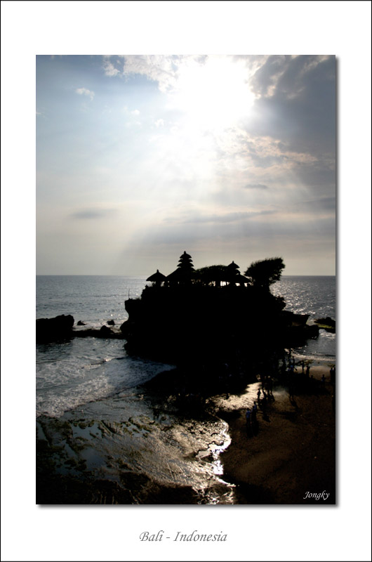 Tranquility of Tanah Lot