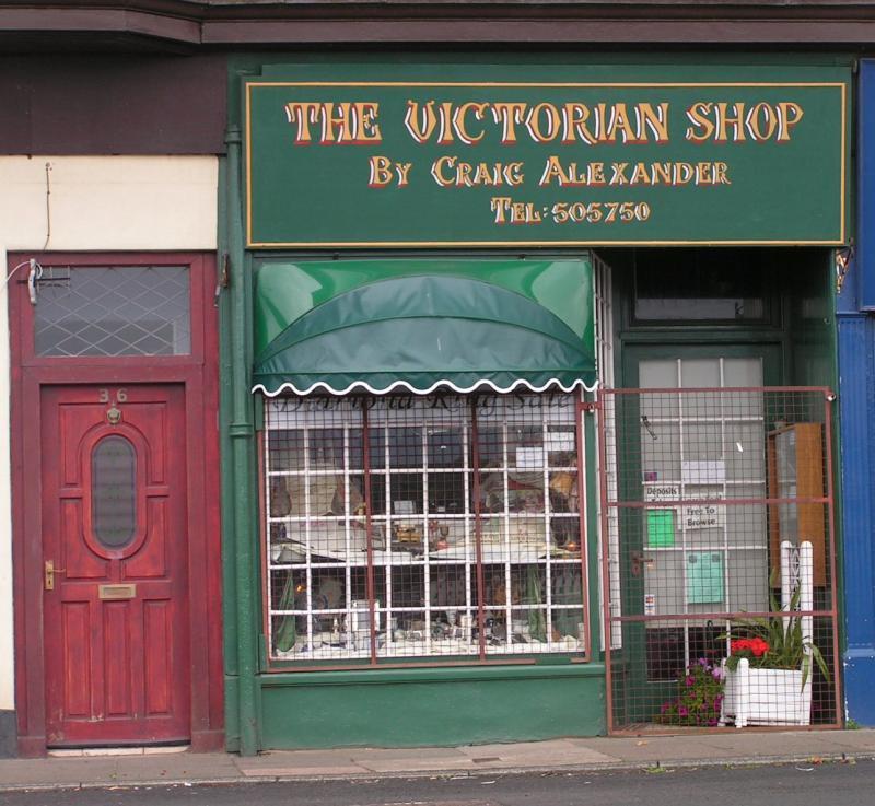 Victorian Shop