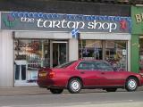 Tartan Shop