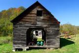 Childress Barn #1  10/19/05