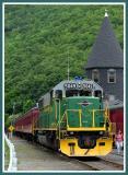 Last Stop: Jim Thorpe, PA