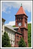 Clock Tower at Jim Thorpe