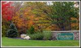 Pocono Manor Resort Entrance