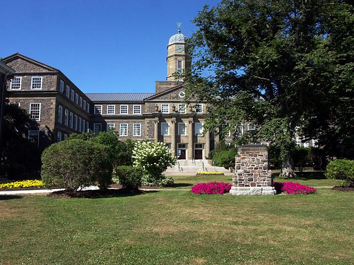 Dalhousie University.