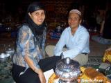 Jun & Gina during the Pagana Maranao Affair
