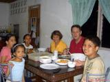 Dinner with Goc-ong's Family