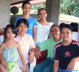 Manong, Gina and Family