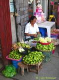 A Mango Fruit Vendor