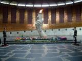 Volgograd Memorial Eternal flame