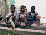 Ghana West Africa Sep-2000