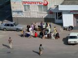 street produce venders