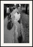 Vélo-flaque