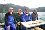 The Great Alaska King Salmon and Halibut Adventure