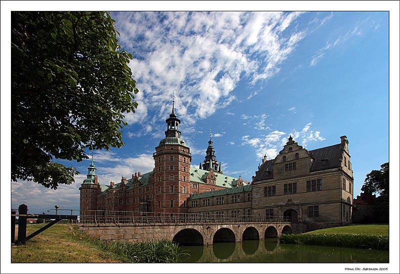 Frederiksborg Castle - Denmark