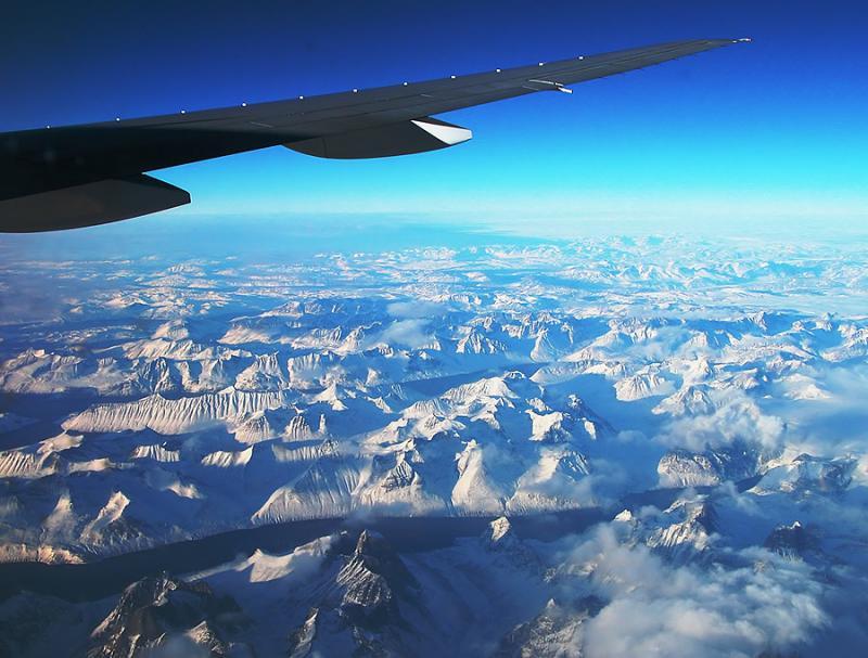 Return Over Greenland