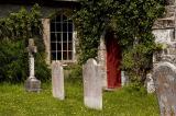 Parham Churchyard