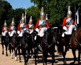 On Horse Guards Parade