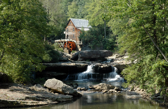Glade Creek Grist Mill 56
