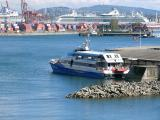 Harbour Lynx at the Vancouver terminal.