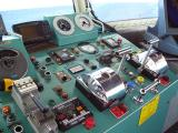 Bridge controls - Thrust controls
