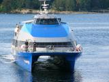 Harbour Lynx arriving at Nanaimo