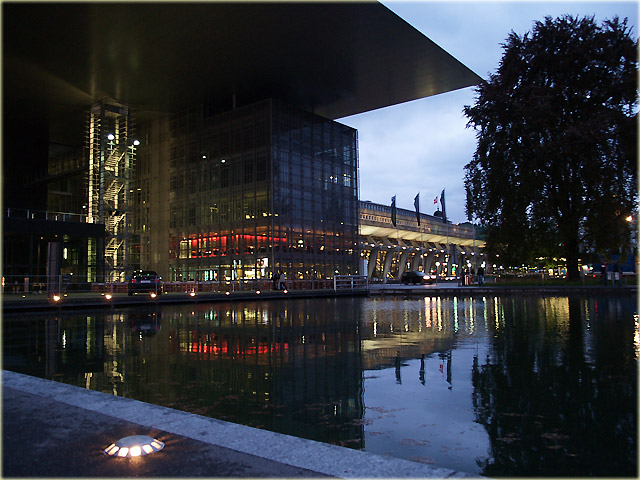 Culture and Convention Centre Lucerne