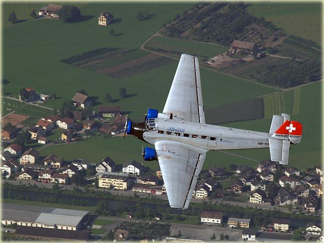 Junker JU-52 / Tante Ju