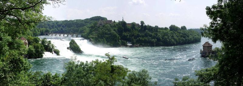 Rheinfall / The Rhine Falls