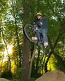 BIKE / BICYCLE ( JUMP )