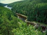 Lac Sault / PARC AIGUEBELLE / Abitibi