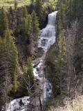 I found Hidden Falls Tetons