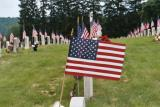 cemetary flags