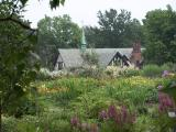 stan hywet roof and garden
