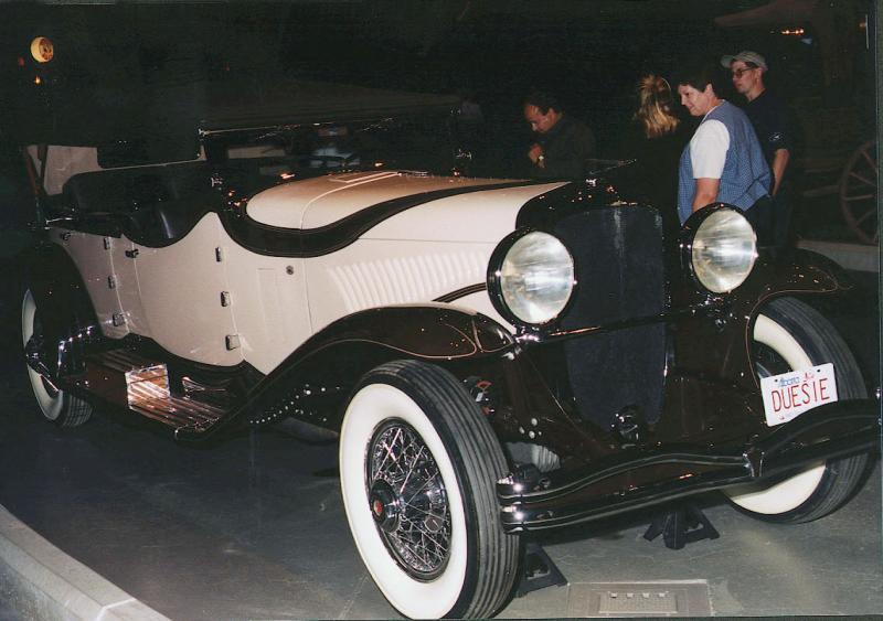 Deusenberg Model J
