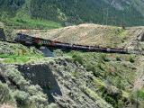 Train, Fountain Hill