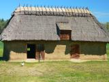 Thatched barn