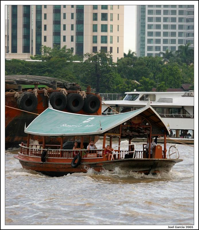 Shangri-la Boat