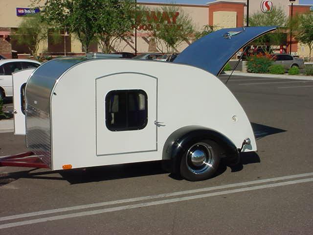 tow a long trailer