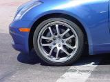 blue purple Infinity wheel