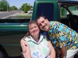Tammy and Jeffrey