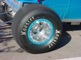1922 T Bucket wheel