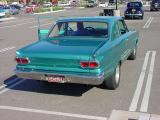 green Dodge Dart