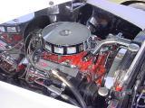 custom Chevy motor