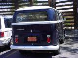 restored VW Van in Scottsdale