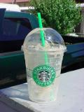 excellent Star Bucks  at the mail box in Mesa